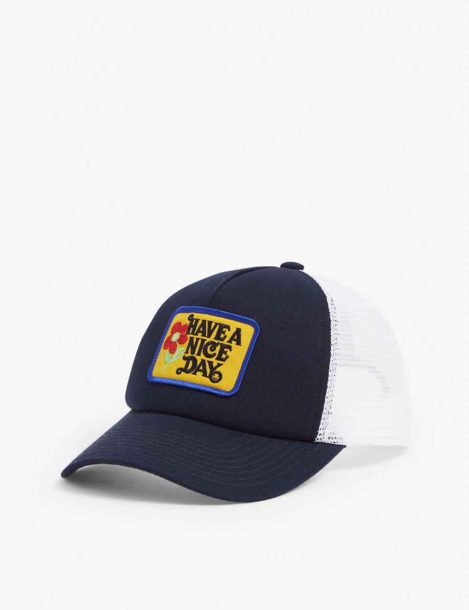 Nice day cotton baseball cap